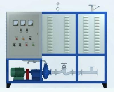 加热主电源采用固态模块无触点开关电路
